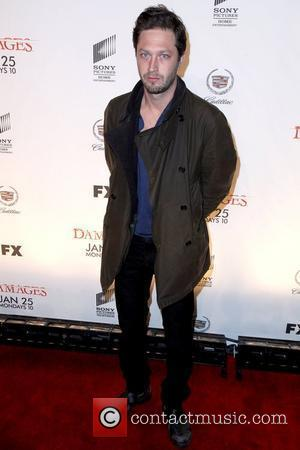 Ebon Moss-Bachrach Season 3 premiere of 'Damages' at the AXA Equitable Center New York City, USA - 19.01.10