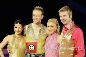 Hayley Tamaddon and Jayne Torvill