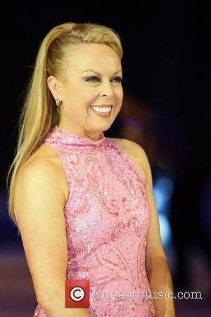 Jayne Torvill Torvill & Dean's Dancing on Ice - The Tour 2010 at the Sheffield Arena Sheffield, England - 08.04.10...