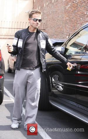 Louis Van Amstel,  outside the dance-rehearsal studio for ABC-TV's Dancing with the Stars. Los Angeles, California - 22.09.10