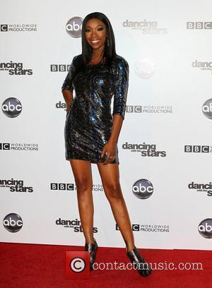 Brandy Norwood and Dancing With The Stars
