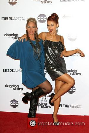 Carney Meoni - Warner, Anna Trebunskaya Dancing With The Stars 200th episode held at Boulevard 3 Hollywood, California - 01.11.10