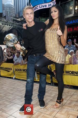 Derek Hough and Nicole Scherzinger