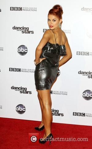 Anna Trebunskaya Dancing With The Stars 200th episode held at Boulevard 3 Hollywood, California - 01.11.10
