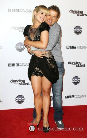 Louis Van Amstel, Kelly Osbourne Dancing With The Stars 200th episode held at Boulevard 3 Hollywood, California - 01.11.10
