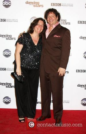 Jeffrey Ross and Guest Dancing With The Stars 200th episode held at Boulevard 3 Hollywood, California - 01.11.10
