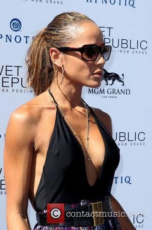 HBO's 'Entourage' beauty Dania Ramirez hosts Wet Republic at MGM Grand Resort Casino in Las Vegas Las Vegas, USA -...