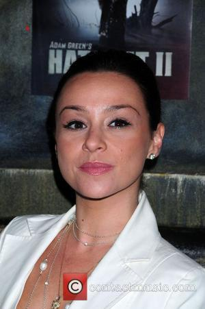 Danielle Harris attends the opening night of Blood Manor New York City, USA - 01.10.10