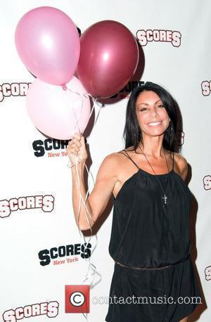 Danielle Staub Danielle Staub's Birthday Celebration at Scores Gentleman's Club - arrivals New York City, USA - 11.08.10