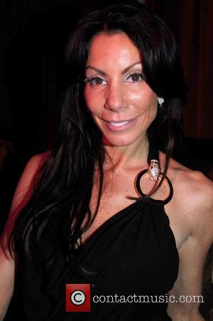 Danielle Staub, from The Real Housewives of New Jersey, celebrates New Year's Eve at the China Club in New York...