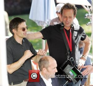 Olivier Martinez and John Stockwell