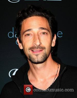 Adrien Brody and Andy Samberg