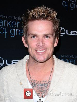 Mark McGrath The Darker Side of Green debate series moderated by Andy Samberg held at the Palihouse Los Angeles, California...