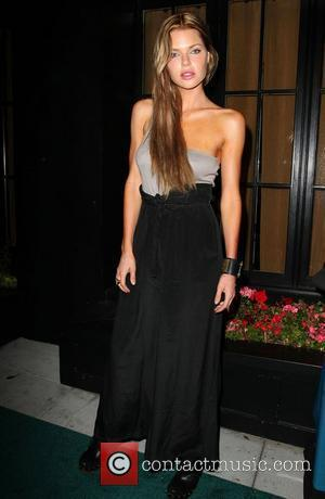Sophie Monk The Darker Side of Green debate series moderated by Andy Samberg held at the Palihouse Los Angeles, California...