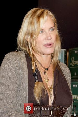 Daryl Hannah introduces her new line of board games during Toy Fair 2010 at the Javits Center New York City,...