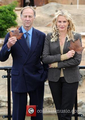 Daryl Hannah and Sir Ranulph Fiennes launch a UN report on kids' attitudes to nature and the environment at London...