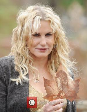 Daryl Hannah  launches a UN report on kids' attitudes to nature and the environment at London Zoo, looking at...