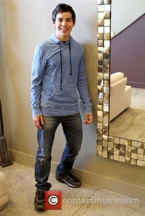 David Archuleta David Archuleta visits Gifting Services held at Gifting Services Showroom Los Angeles, California, USA - 03.08.10