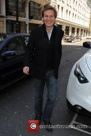 Dave Clark, boyfriend of Princess Beatrice, out and about in central London London, England - 20.04.10