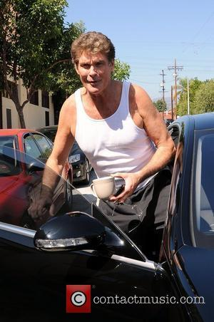 David Hasselhoff, Dancing With The Stars and Leaves