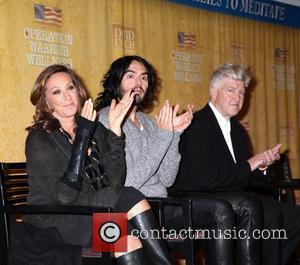 Donna Karan, David Lynch and Russell Brand