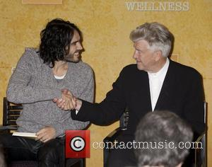 Russell Brand and David Lynch
