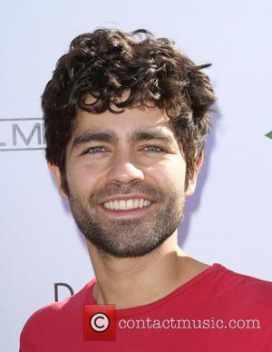 Adrian Grenier Children Uniting Nations - 12th annual Day of the Child event held at Star Eco Station Culver City,...
