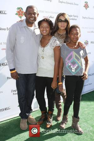 Forest Whitaker, Keisha Whitaker and Uniting Nations