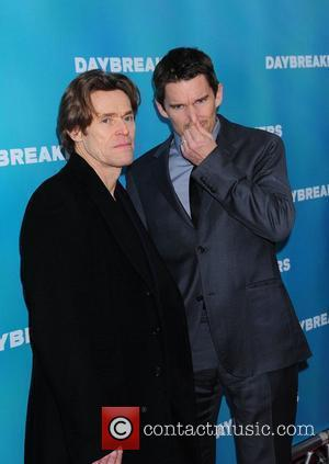 Willem Dafoe, Ethan Hawke NYC Premiere of Daybreakers at the SVA Theatre - Red Carpet New York City, USA -...