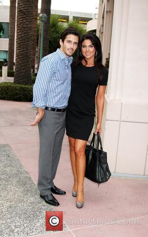 Brandon Beemer and Nadia Bjorlin  The Academy of Television Arts and Sciences celebrates 45 years of Days of Our...