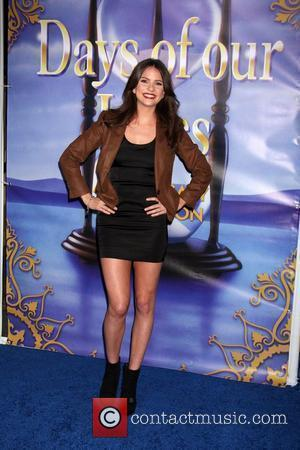 Shelley Hennig arrives at the Days of Our Lives 45th Anniversary Party at House of Blues. West Hollywood, California -...