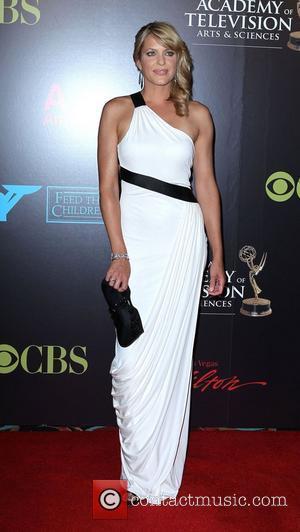 Arianne Zucker 2010 Daytime Emmy Awards held at Las Vegas Hilton Hotel & Casino - arrivals Las Vegas, Nevada -...