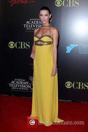 Jacqueline MacInnes Wood 2010 Daytime Emmy Awards held at Las Vegas Hilton Hotel & Casino - arrivals Las Vegas, Nevada...
