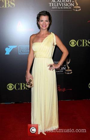 Melissa Claire Egan 2010 Daytime Emmy Awards held at Las Vegas Hilton Hotel & Casino - arrivals Las Vegas, Nevada...