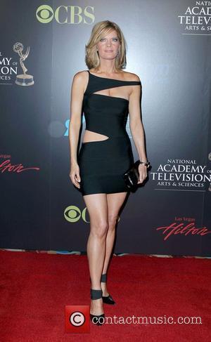 Michelle Stafford 2010 Daytime Emmy Awards held at Las Vegas Hilton Hotel & Casino - arrivals Las Vegas, Nevada -...