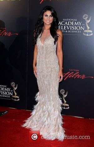 Nadia Bjorlin 2010 Daytime Emmy Awards held at Las Vegas Hilton Hotel & Casino - arrivals Las Vegas, Nevada -...