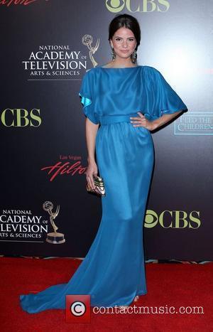 Shelley Hennig 2010 Daytime Emmy Awards held at Las Vegas Hilton Hotel & Casino - arrivals Las Vegas, Nevada -...