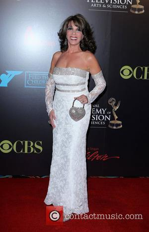 Kate Linder 2010 Daytime Emmy Awards held at Las Vegas Hilton Hotel & Casino - arrivals Las Vegas, Nevada -...
