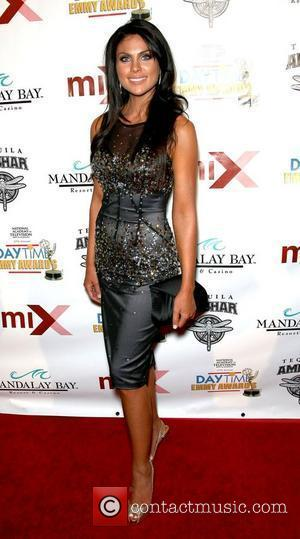 Nadia Bjorlin 2010 Daytime Emmy Awards Official Pre-Party at Mix Lounge Mandalay Bay Las Vegas, Nevada - 26.06.10