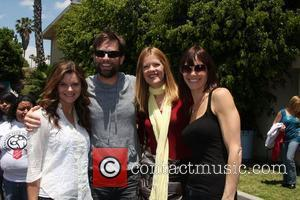Heather Tom, Michael Muhney, Michelle Stafford and Stacy Haiduk The 'Daytime Gives Back' Feed The Children Event at the Salvation...