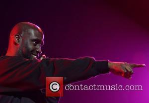 Kelvin Mercer of De La Soul perform live in concert at the Adelaide Entertainment Centre Australia - 08.12.10