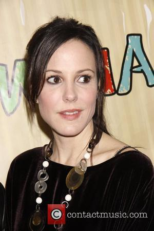 Mary-Louise Parker The opening night of the musical 'Dear Edwina' held at the DR2 Kids Theatre. New York City, USA...