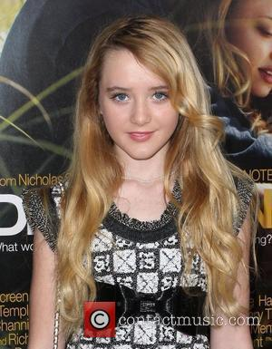Kathryn Newton The Los Angeles Premiere of 'Dear John' held at Grauman's Chinese Theatre - Arrivals Los Angeles, California -...