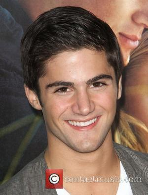 Max Ehrich The Los Angeles Premiere of 'Dear John' held at Grauman's Chinese Theatre - Arrivals Los Angeles, California -...