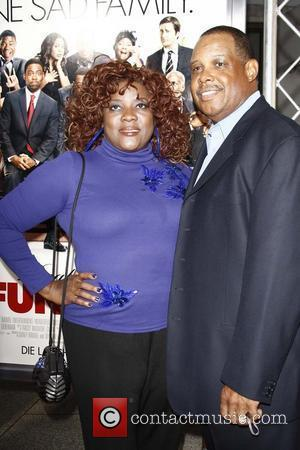 Loretta Devine and her husband World Premiere of 'Death At A Funeral' held at the ArcLight Cinerama Dome Los Angeles,...