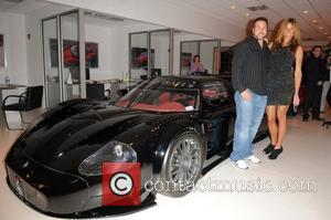 Joey Fatone, Fort Lauderdale and Kelly Bensimon