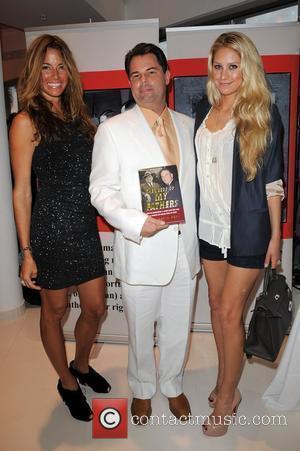 Kelly Bensimon, Anna Kournikova and Fort Lauderdale