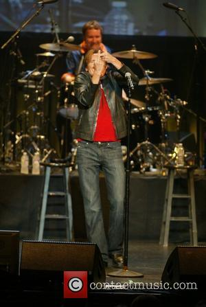 Denis Leary hosts 'Rescue Me Comedy Tour 2' fundraiser for the Leary Firefighters foundation held at the Warner theater...