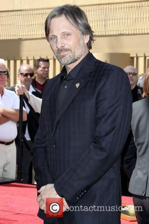 Viggo Mortensen Dennis Hopper is honored with the 2,403rd Star on the Hollywood Walk of Fame Los Angeles, California -...