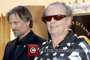 Viggo Mortensen and Jack Nicholson